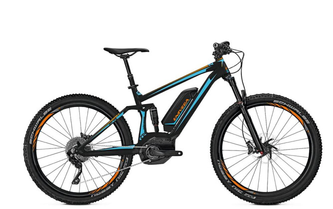 E-Bike Univega RENEGADE B 3.0 2018