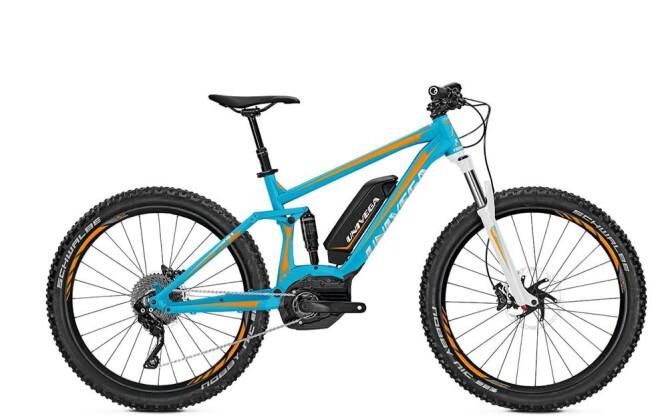 E-Bike Univega RENEGADE B 3.0 PLUS 2018