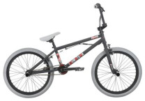 Haro DOWNTOWN DLX  matt schwarz  19.5""