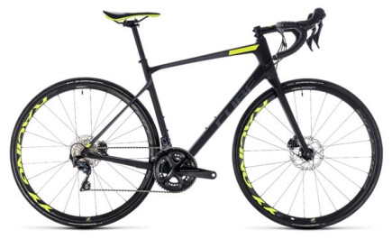 Cube Attain GTC SLT Disc 2018