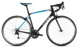 Rennrad Cube Attain GTC Pro carbon´n´blue