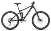 Mountainbike Cube Stereo 160 Race 27.5 black´n´grey