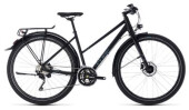 Trekkingbike Cube Travel EXC black´n´grey