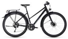 Trekkingbike Cube Travel EXC black´n´grey