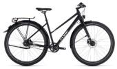Trekkingbike Cube Travel Pro black´n´white