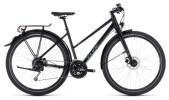 Trekkingbike Cube Travel black´n´green
