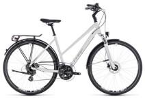 Trekkingbike Cube Touring Pro white´n´silver