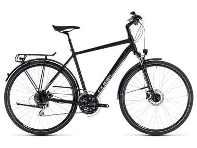 Cube Touring ONE black´n´grey 2018 54 cm