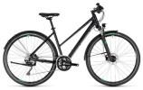 Trekkingbike Cube Cross Allroad black´n´green