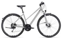 Trekkingbike Cube NaturePro Allroad bright grey´n´white