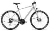 Trekkingbike Cube Nature Pro Allroad bright grey´n´white
