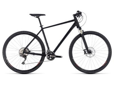 "Cube Cross SL black edition 28"" 2018"