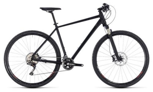 Cube Cross SL black edition 28