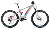 E-Bike Cube Sting Hybrid 140 SL 500 27.5 team ws