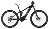 E-Bike Cube Sting Hybrid 120 HPC SL 500 carbon´n´gold
