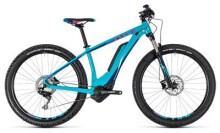 E-Bike Cube Access Hybrid Race 500 turquoise´n´raspberry