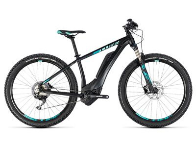 "Cube Access Hybrid Race 500 black´n´mint 29"" 2018"