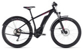 E-Bike Cube Access Hybrid Pro Allroad 500 black´n´berry