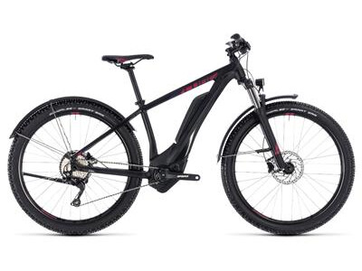 Cube Access Hybrid Pro Allroad 27,5er black´n´berry 2018