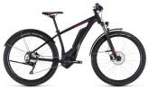 E-Bike Cube Access Hybrid Pro Allroad 400 black´n´berry