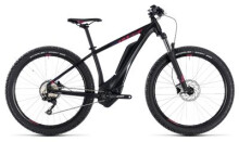 E-Bike Cube Access Hybrid Pro 500 black´n´berry