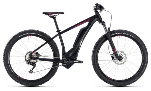 Cube Access Hybrid Pro 500 black´n´berry 29