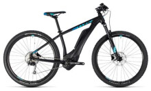 E-Bike Cube Access Hybrid ONE 400 black´n´aqua