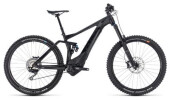 E-Bike Cube Stereo Hybrid 160 SL 500 27.5 black´n´grey