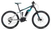 E-Bike Cube Stereo Hybrid 160 Race 500 27.5 metal´n´grey