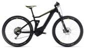 E-Bike Cube Stereo Hybrid 120 HPC SL 500 black´n´green