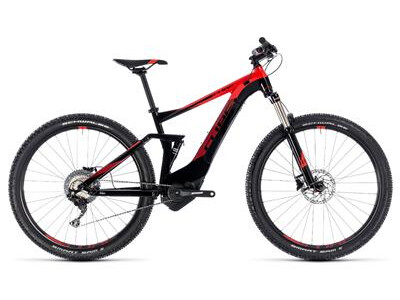 Cube Stereo Hybrid 120 ONE 500 29er iridium´n´red