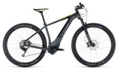 E-Bike Cube Reaction Hybrid SLT 500 grey´n´green