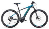 E-Bike Cube Reaction Hybrid SL 500 iridium´n´blue