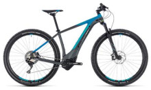 E-Bike Cube Reaction Hybrid SL 500 iridium´n´blue