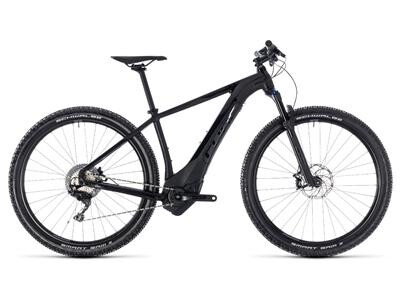 Cube Reaction Hybrid SL 500 black edition 29er 2018