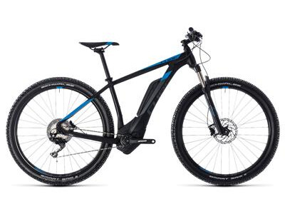 Cube Reaction Hybrid Race 500 black´n´blue 2018 27,5er