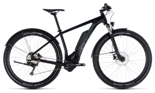 Cube Cube Reaction Hybrid Pro Allroad 500 black´n´grey 2018