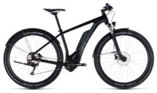E-Bike Cube Reaction Hybrid Pro Allroad 400 black´n´grey