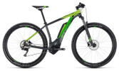 E-Bike Cube Reaction Hybrid Pro 400 iridium´n´green