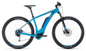 E-Bike Cube Reaction Hybrid ONE 400 reefblue´n´blue
