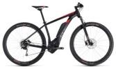 E-Bike Cube Reaction Hybrid ONE 500 black´n´red
