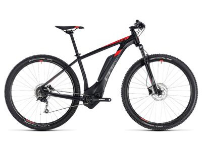 Cube Reaction Hybrid ONE 500 black´n´red 27,5 Zoll 2018