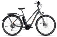 E-Bike Cube Town Hybrid Sport Pro 500 grey´n´copper
