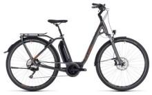 E-Bike Cube Town Hybrid Sport Pro 400 grey´n´copper