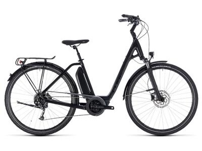Cube Town Hybrid Sport 500 black edition 2018