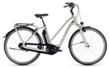 E-Bike Cube Town Hybrid EXC 500 silver´n´white