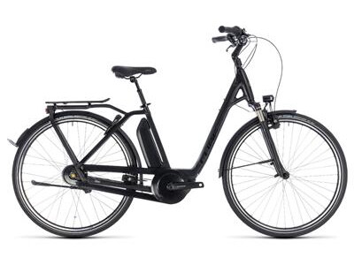 Cube Town Hybrid Pro RT 500 black´n´grey
