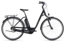 E-Bike Cube Town Hybrid ONE 400 black´n´frostgreen