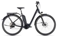 E-Bike Cube Touring Hybrid SL 500 iridium´n´red