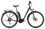E-Bike Cube Touring Hybrid ONE 400 frostgreen´n´silver